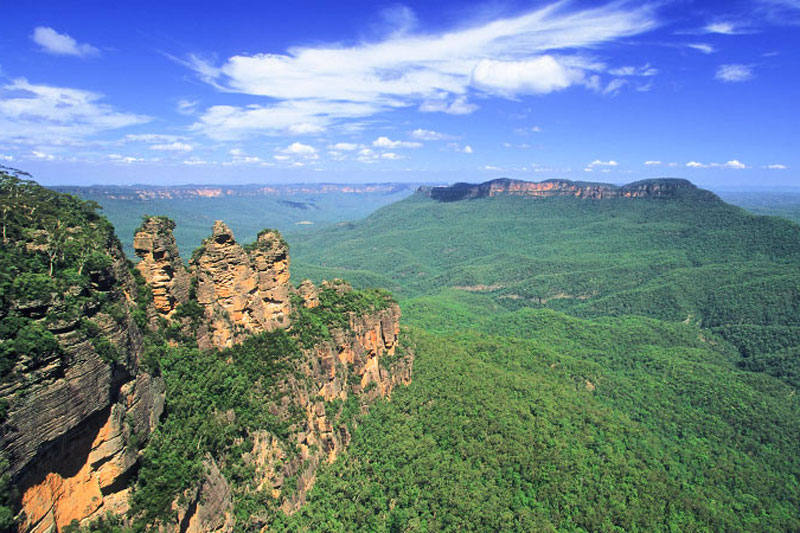 Infusing the Blue Mountains, Australia