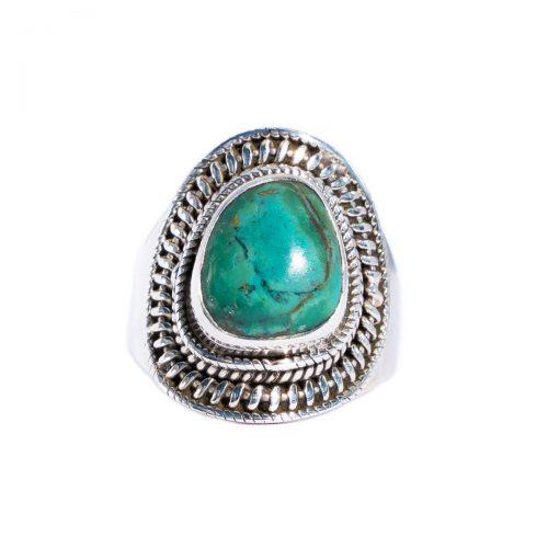 Sri Avinash Infused™ Opaline Ring in Sterling Silver - Lightness & Joy Infusion