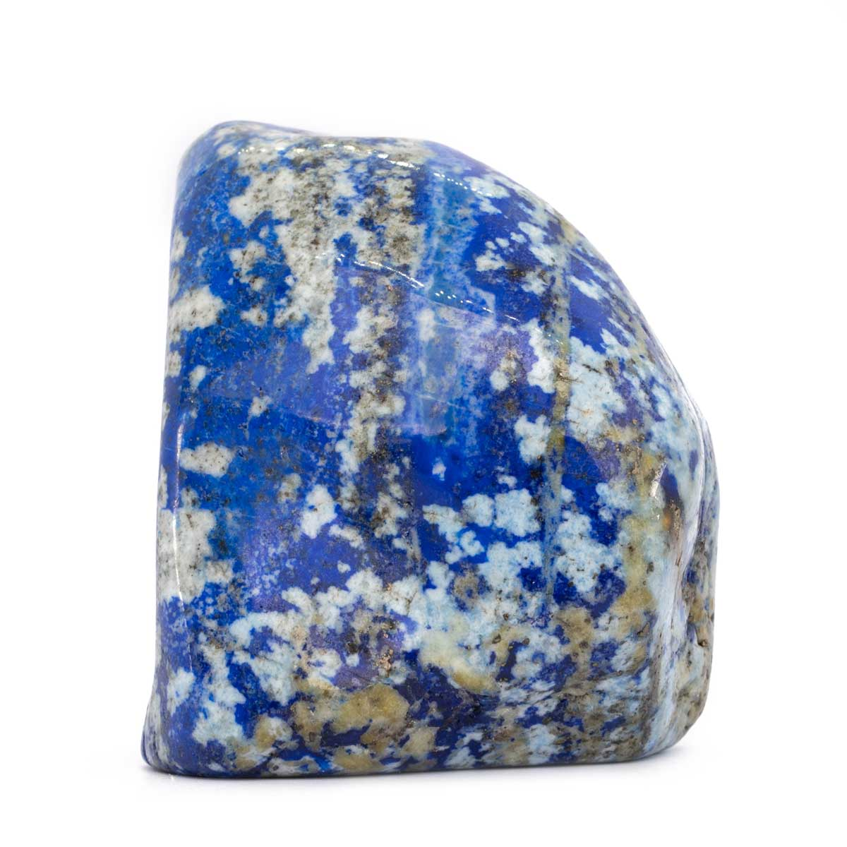 Sri Avinash Infused™ Lapis Lazuli Freeform - Relationships & Prosperity Infusion