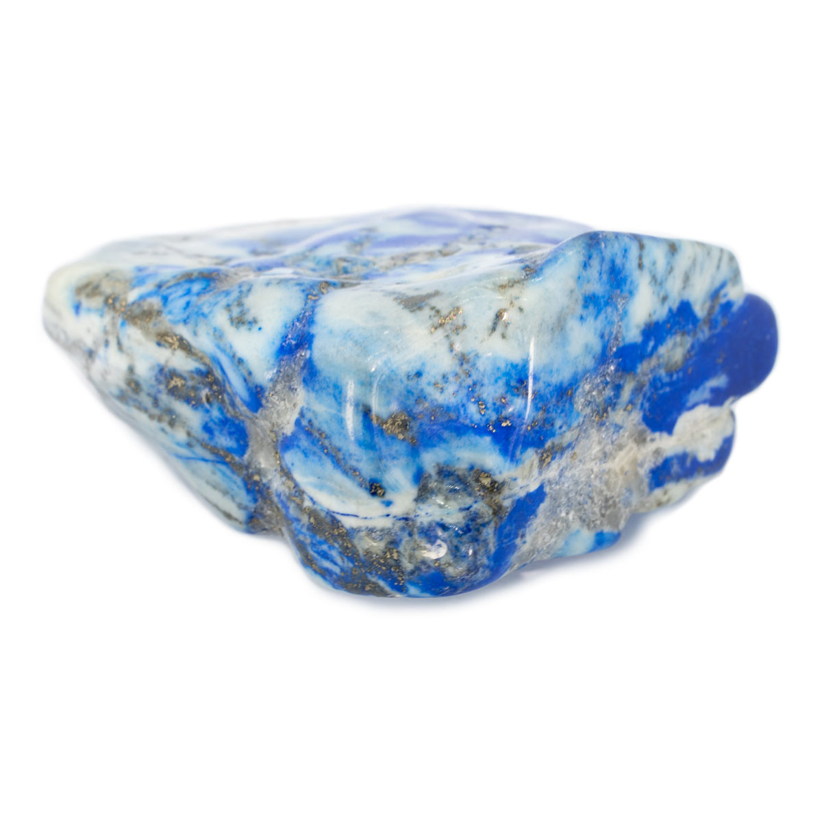 Sri Avinash Infused™ Lapis Lazuli Freeform - Love & Compassion Infusion